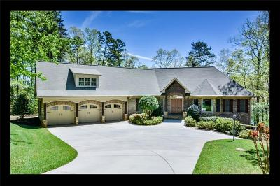 Seneca SC Single Family Home For Sale: $1,219,000