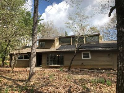 Keowee Key Single Family Home For Sale: 5 Yeoman Lane