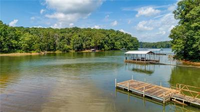 Anderson County, Oconee County, Pickens County Residential Lots & Land For Sale: Lot 8 Rivershores Road