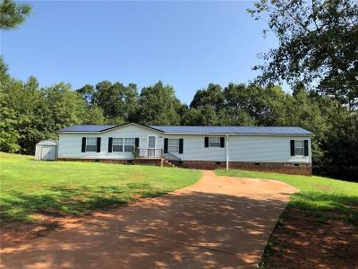 Piedmont Mobile Home For Sale: 208 Creek Stone Drive