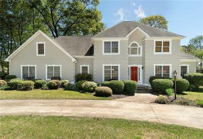 Cobb's Glen Single Family Home For Sale: 107 Kilsprings Road