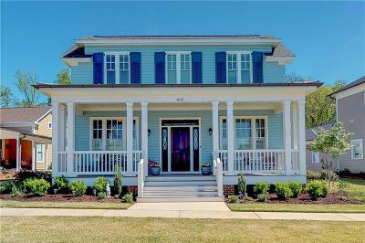 Clemson Single Family Home For Sale: 416 Pershing Avenue