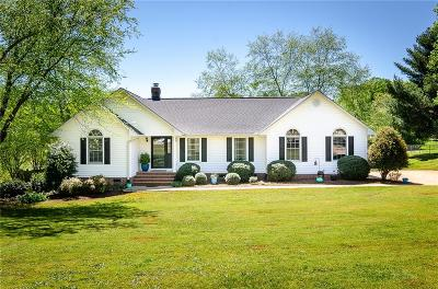 Single Family Home For Sale: 1506 White Oak Drive