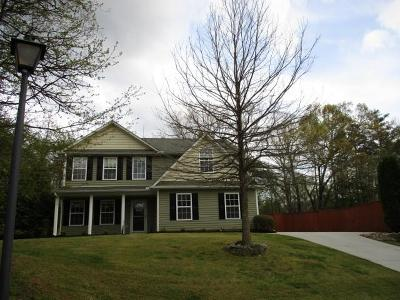 Easley Single Family Home For Sale: 115 Gadwall Drive