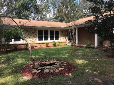 Walhalla Single Family Home For Sale: 128 Country Acres Road