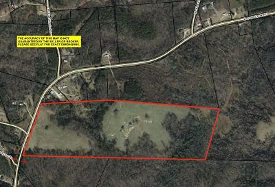 Oconee County, Pickens County Residential Lots & Land For Sale: 00 Oconee Creek Road
