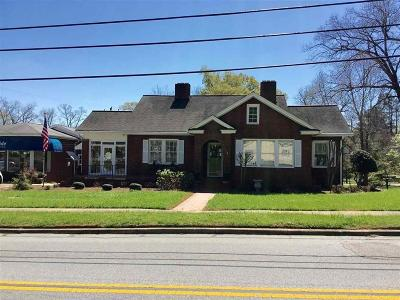 Anderson County Single Family Home For Sale: 109 W. Greer Street