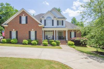 Anderson Single Family Home For Sale: 220 Graylyn Drive