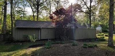 Central Single Family Home For Sale: 208 Heather Drive