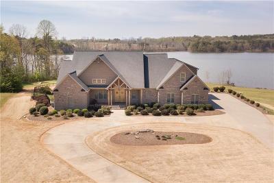 Greer Single Family Home For Sale: 125 Shore Vista Lane