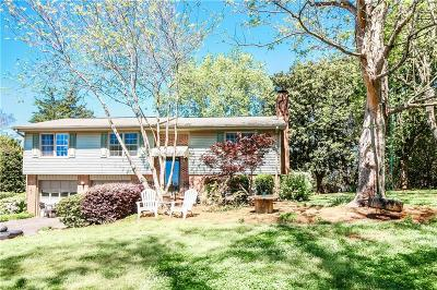 Clemson, Seneca Single Family Home For Sale: 407 E Sunsetstrip Drive