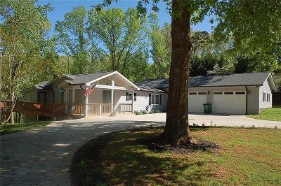 Hart County, Franklin County, Stephens County Single Family Home For Sale: 510 Arrowhead Drive