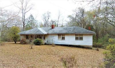 Seneca/west Union, Seneca Single Family Home For Sale: 306 Houston Rice Road