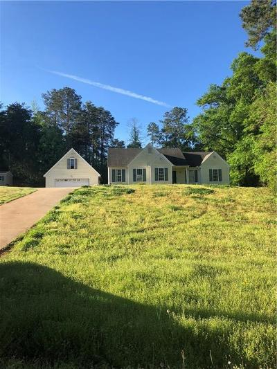 Anderson Single Family Home For Sale: 115 Edgewater Drive