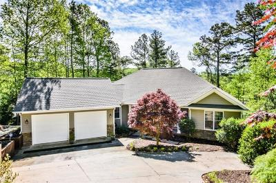 Seneca SC Single Family Home For Sale: $849,000