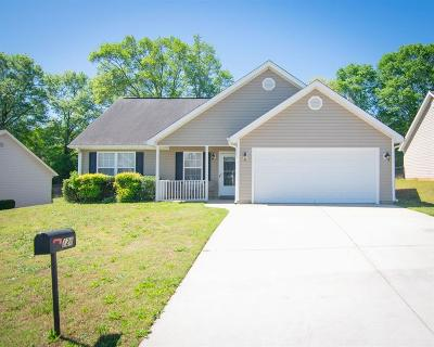 Anderson Single Family Home For Sale: 124 Palm Branch Way