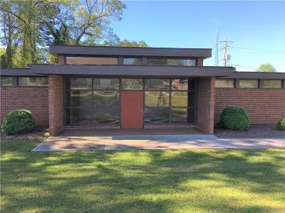 Walhalla Commercial For Sale: 207 Booker Drive