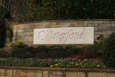 Oconee County, Pickens County Residential Lots & Land For Sale: 121 E Waterford Drive