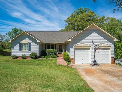 Easley Single Family Home For Sale: 105 Claremont Court