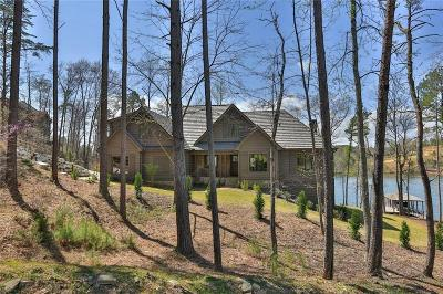 Oconee County, Pickens County Single Family Home For Sale: 248 Featherstone Drive