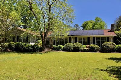 Anderson Single Family Home For Sale: 2502 Saxony Drive