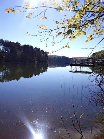 Anderson County, Oconee County, Pickens County Residential Lots & Land For Sale: 159 Choestoea Road