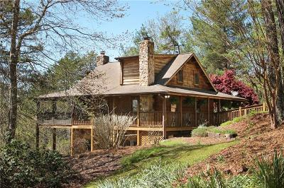 Mountain Rest Single Family Home For Sale: 501 Brookside Acres Road