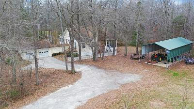 Single Family Home For Sale: 550 Curt Bailey Road