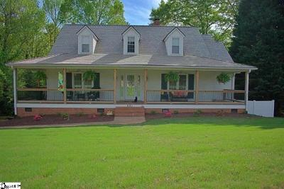 Easley Single Family Home For Sale: 401 Glen Laurel Drive