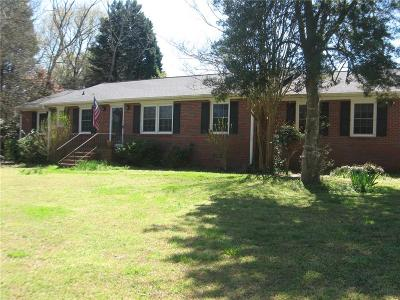 Anderson Single Family Home For Sale: 212 Altamont Court