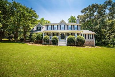 Central Single Family Home For Sale: 308 Morgan Drive