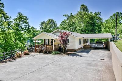 Single Family Home For Sale: 573 Hideaway Point