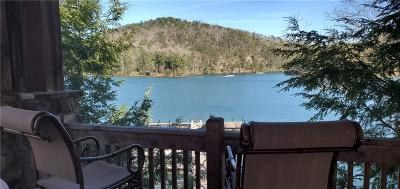 Oconee County, Pickens County Single Family Home For Sale: 1865 Cleo Chapman Highway