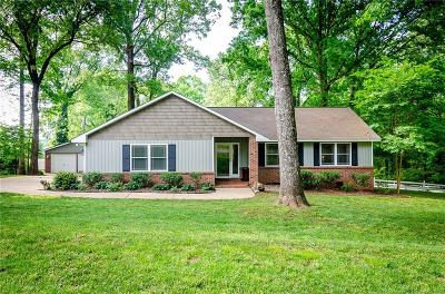 Anderson Single Family Home For Sale: 600 Robin Hood Lane