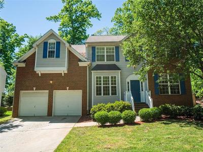 Simpsonville Single Family Home For Sale: 8 Waterton Way