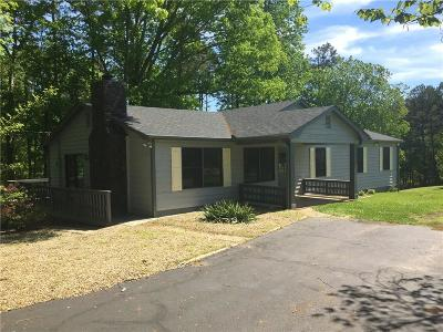 Walhalla Single Family Home For Sale: 355 Stewart Road