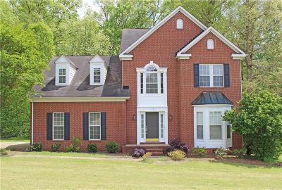 Easley Single Family Home For Sale: 113 Century Oak Drive