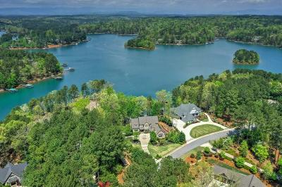 Oconee County, Pickens County Single Family Home For Sale: 419 E Waterside Drive