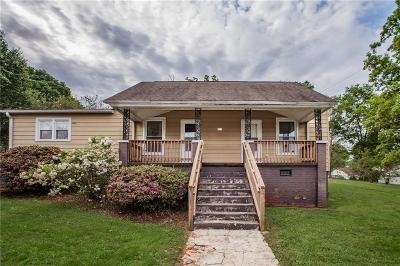 Easley Single Family Home For Sale: 213 Pine Street