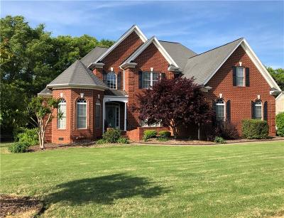 Anderson Single Family Home For Sale: 121 Shire Drive