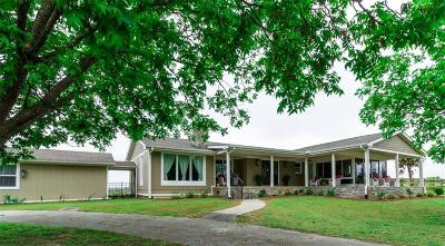 Iva Single Family Home For Sale: 625 Johnny Long Road