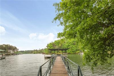 Anderson Single Family Home For Sale: 304 Lakefront Drive