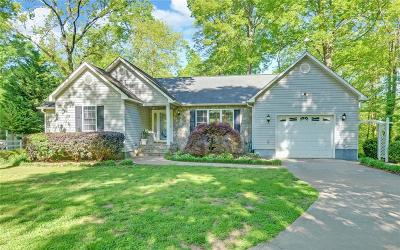 Hart County Single Family Home For Sale: 44 Lakefront Drive