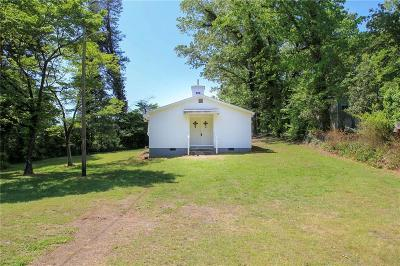 Walhalla Commercial For Sale: 00 Moore Avenue