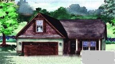 Anderson Single Family Home For Sale: 308 Vicksburg Drive