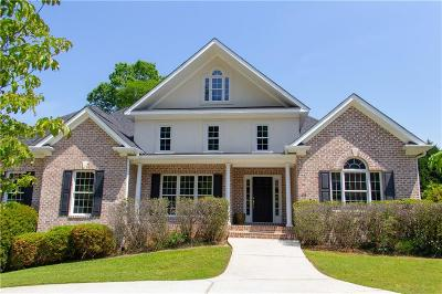 Clemson Single Family Home For Sale: 103 Dogwood Terrace