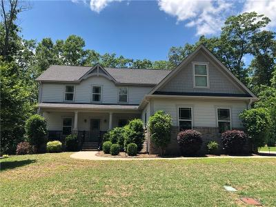 Anderson County Single Family Home For Sale: 117 Fairoaks Drive