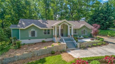 Greenville County Single Family Home Contract-Take Back-Ups: 30 Arrow Head Road