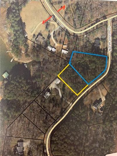 Westminister, Westminster, Westminter Residential Lots & Land For Sale: Lot 24 & 35 North Shores Drive