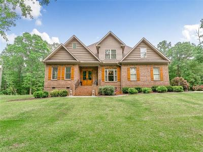 Anderson County Single Family Home For Sale: 121 Old River Road